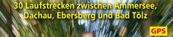 Thumbnail image for Trailrunning Guide für das Münchner Umland – ROTHER VERLAG 2013