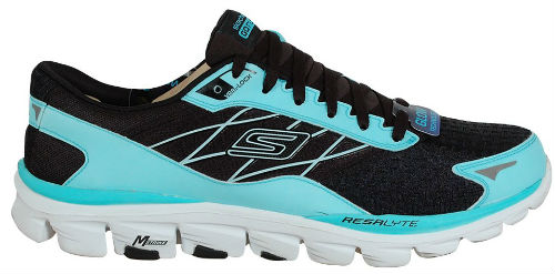 SKECHERS Damen GOrun 5 Night Owl Neutral Laufschuhe Schwarz 4eWWzqK5Q