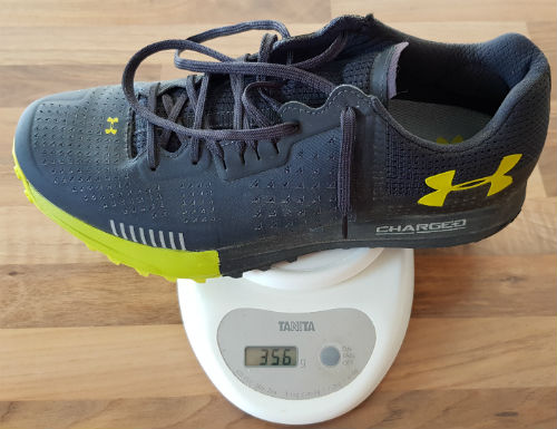 Under Armour Horizon RTT Gewicht